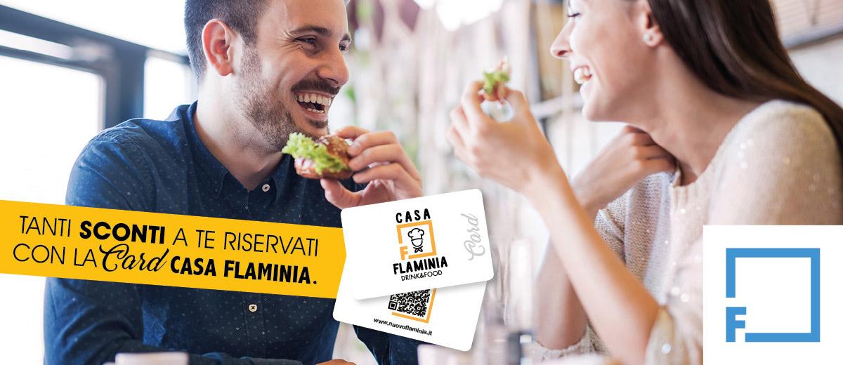 Nuovo Flaminia card